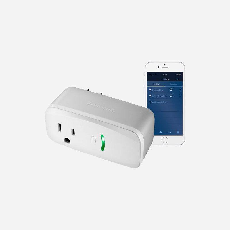Insignia Smart Plug Specification and Compatibility