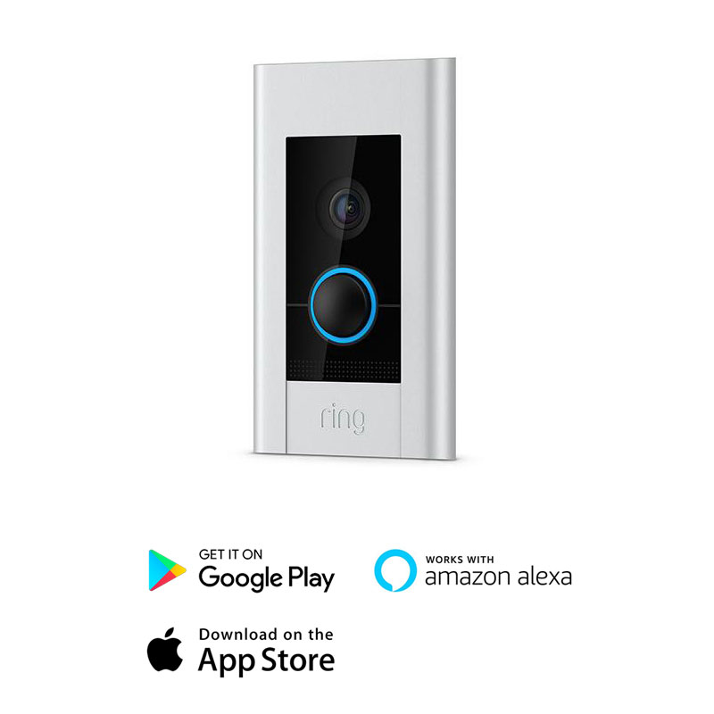 Ring Doorbell Elite Smart Doorbell