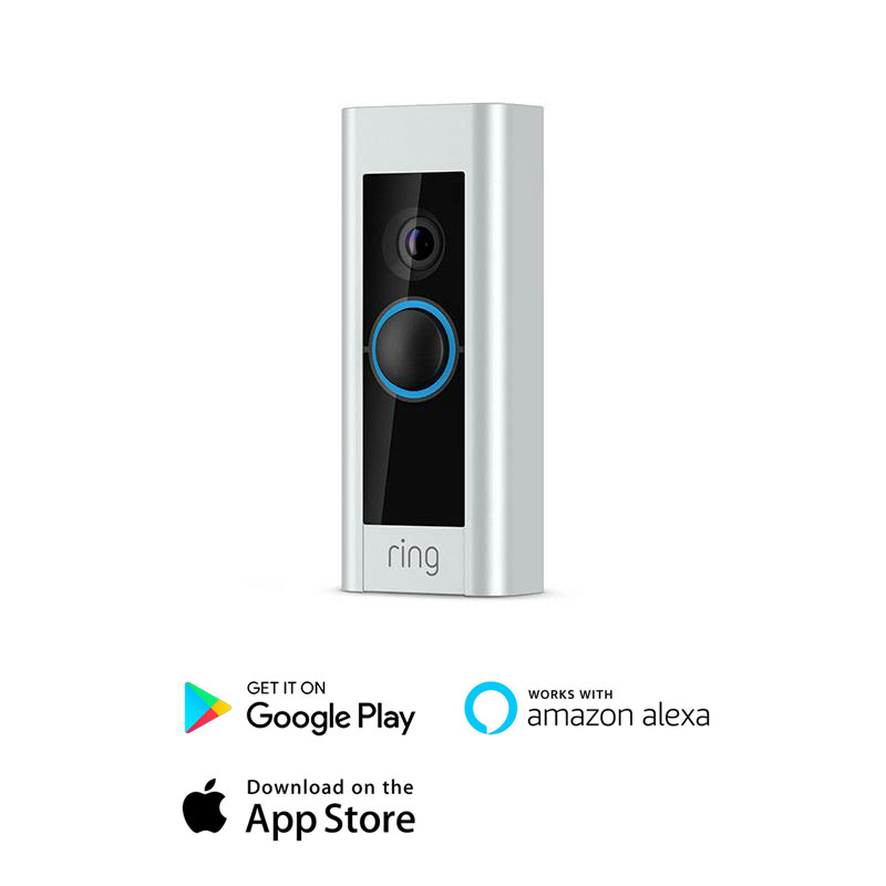 Ring Doorbell Pro Smart Door Bell Camera