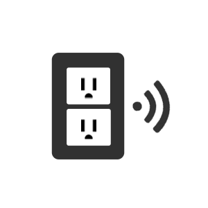 Set up smart outlets to control smart accessories around the house.